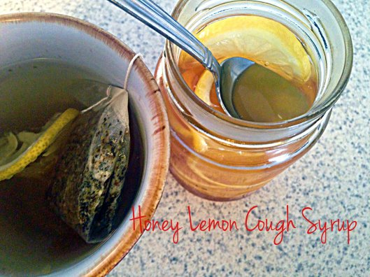 Honey Lemon Cough Syrup